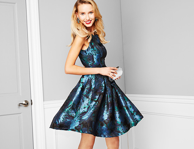 Under $100 Eva Franco Party Dresses at MYHABIT