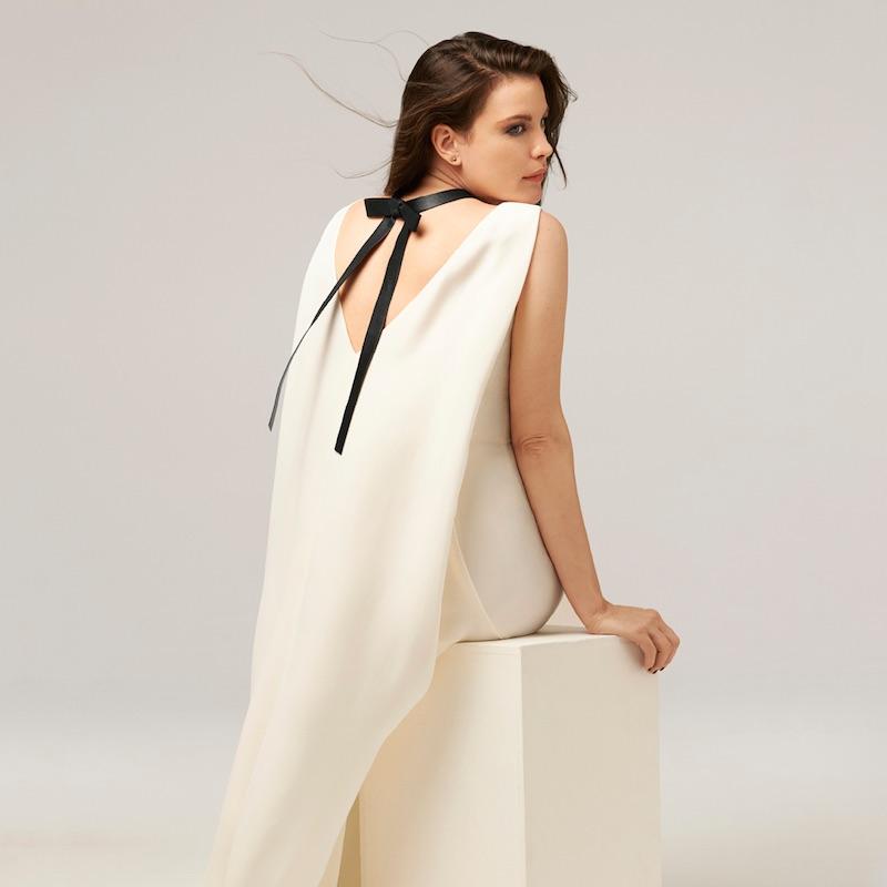 Valentino Floor-length Silk Dress
