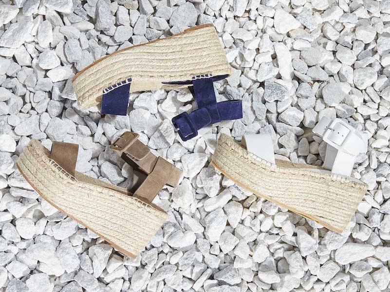 Vince Abby Espadrille Sandals
