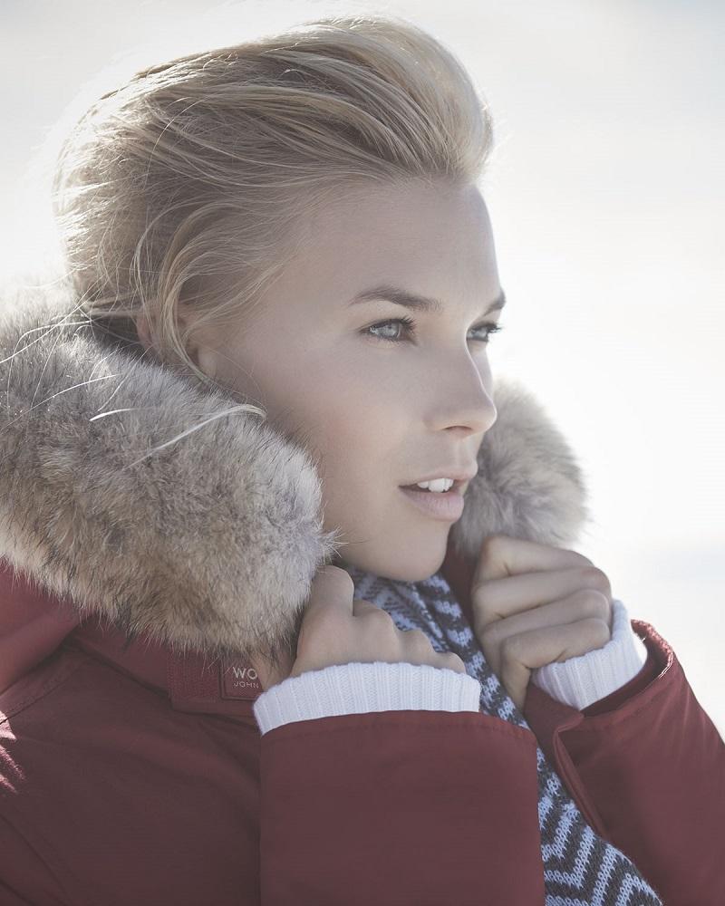 Woolrich John Rich & Bros. Arctic Placket-Front Parka