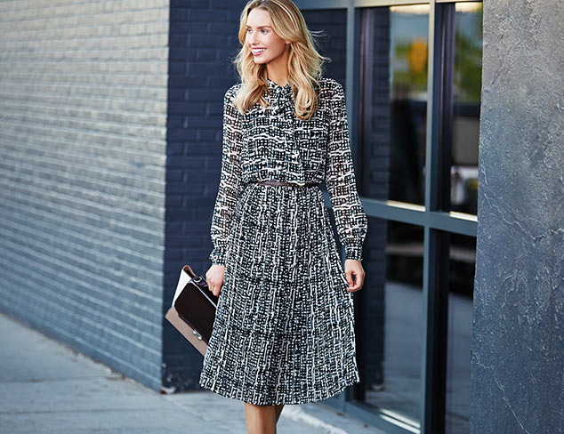 Workwear Chic Donna Morgan Dresses at MYHABIT