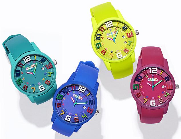 $19 & Up Crayo Watches at MYHABIT