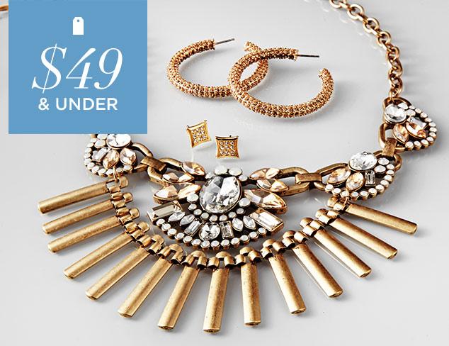 $49 & Under Fragments Jewelry at MYHABIT