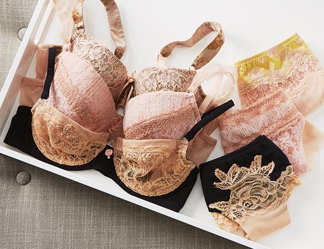 $8 & Up Bras, Panties & More at MYHABIT