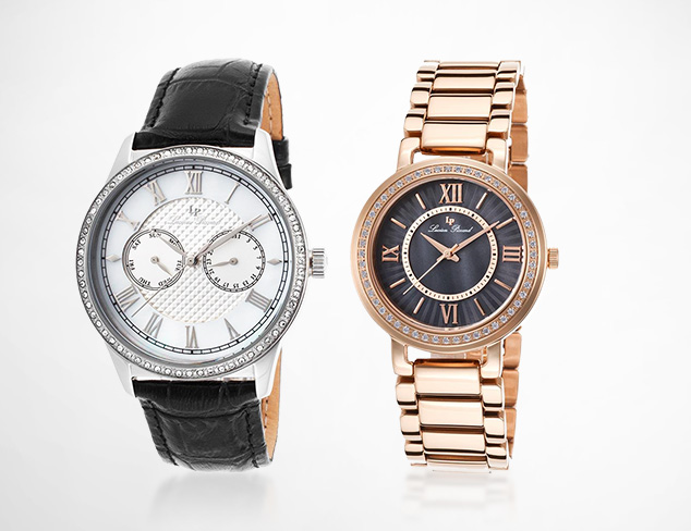 80 Off Lucien Piccard Watches at MYHABIT