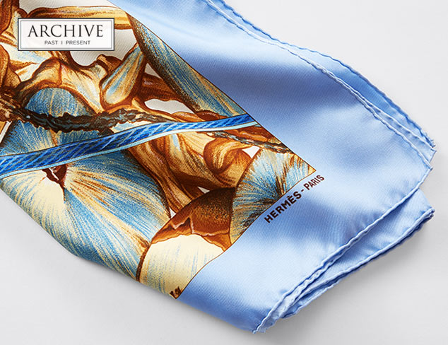 ARCHIVE Hermés Scarves at MYHABIT