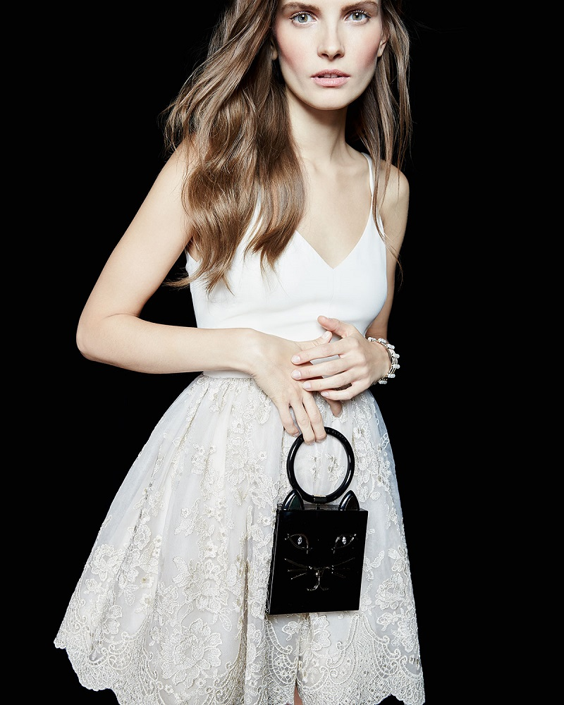 Alice + Olivia Julianne Ballerina Party Dress