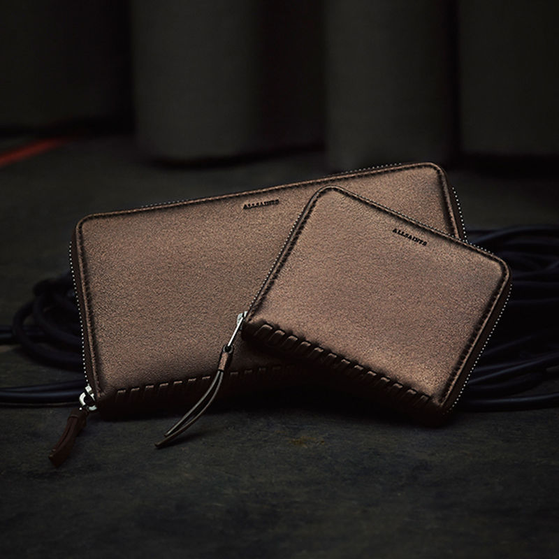 AllSaints Club Coin Purse