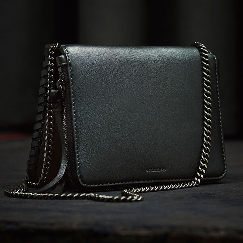 AllSaints Club Mini Crossbody
