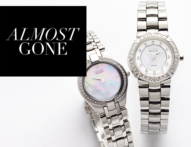 Almost Gone Watches at MYHABIT