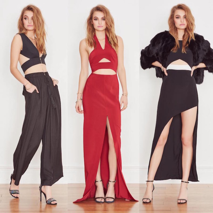 Best Looks for Holiday 2015 at REVOLVE