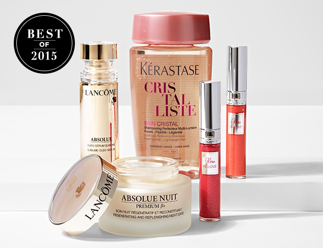 Best of 2015 Beauty at MYHABIT