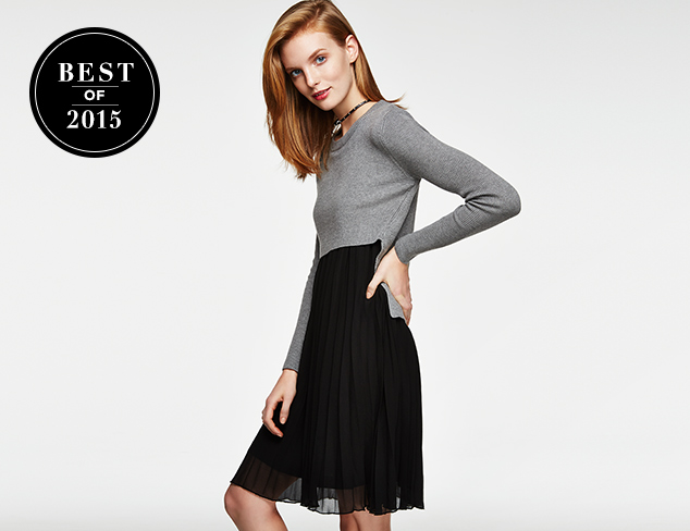 Best of 2015 Dresses & Separates at MYHABIT