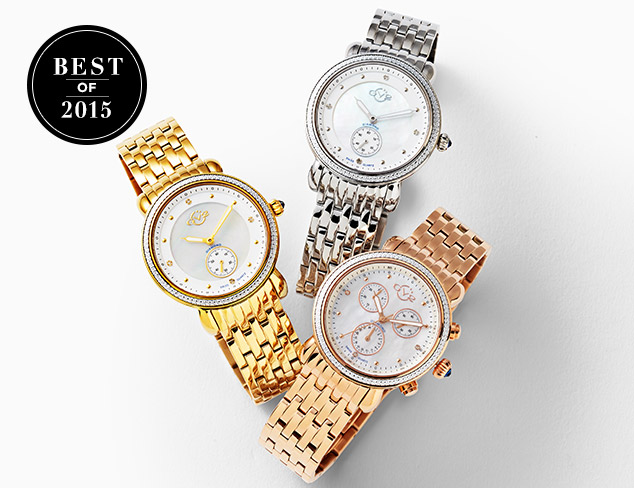 Best of 2015 Jewelry & Watches at MYHABIT