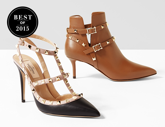 Best of 2015 Shoes at MYHABIT