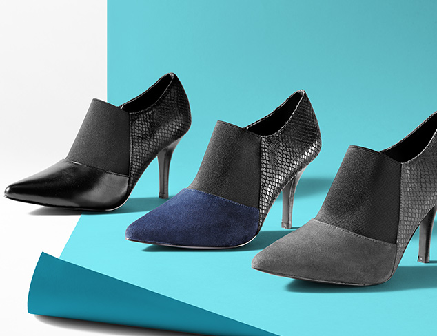 Boots & Shoes feat. Tahari at MYHABIT