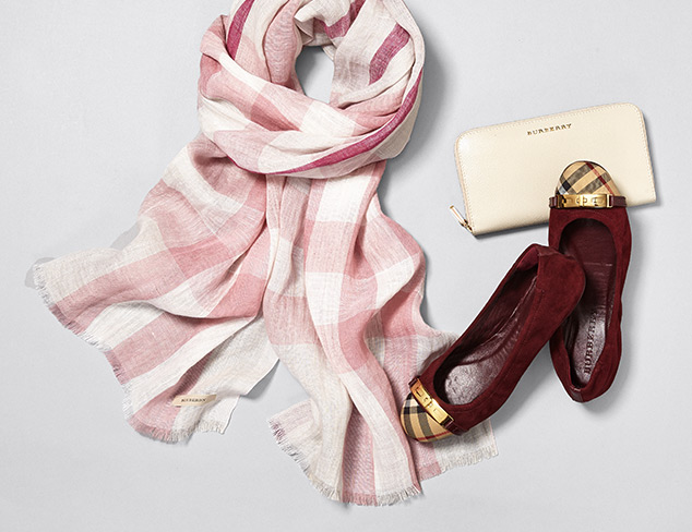 8a3ff476ce Burberry Shoes   Handbags at MYHABIT