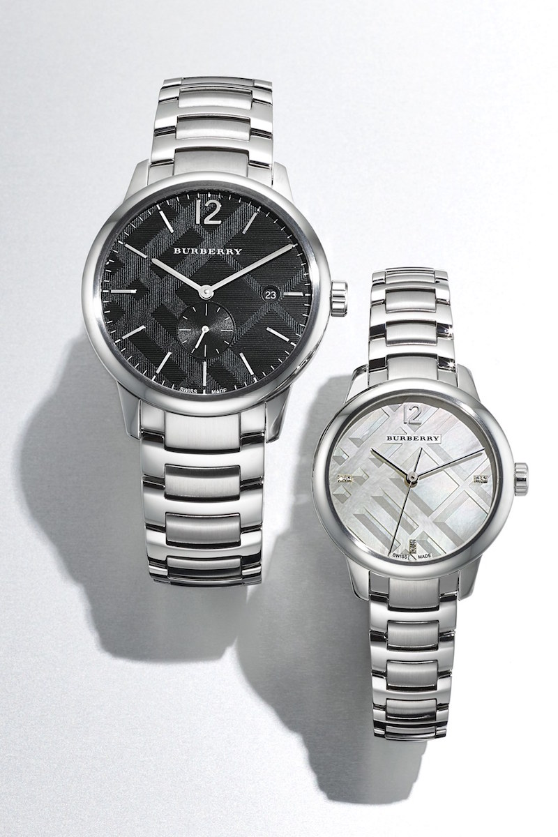 Burberry Watches Gift for Holiday