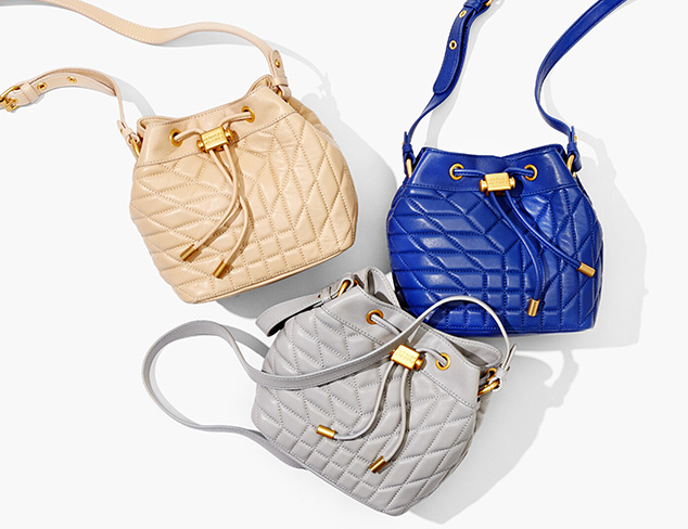 Compact Chic Cross-Body Bags at MYHABIT