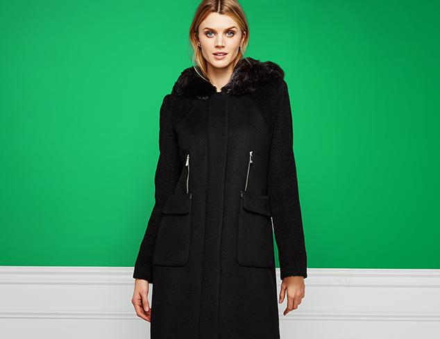DL2 By Dawn Levy Outerwear at MYHABIT