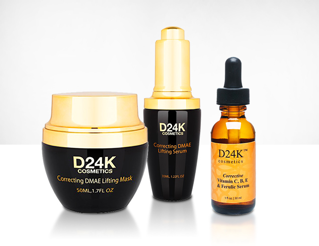 D'Or 24K Gold Luxury Skincare at MYHABIT