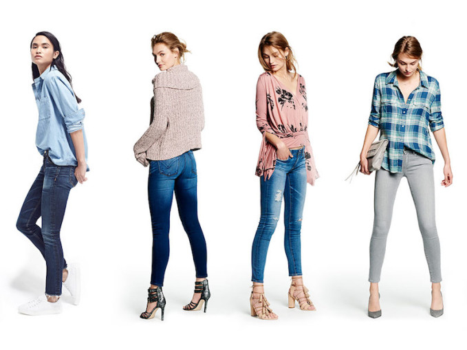 Denim Report: Top 6 Designers Pick Their Faves
