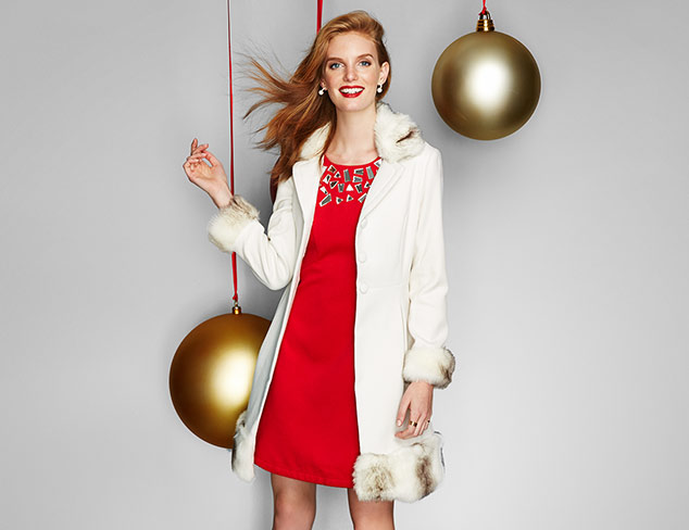 Festive Styles from JB by Julie Brown at MYHABIT