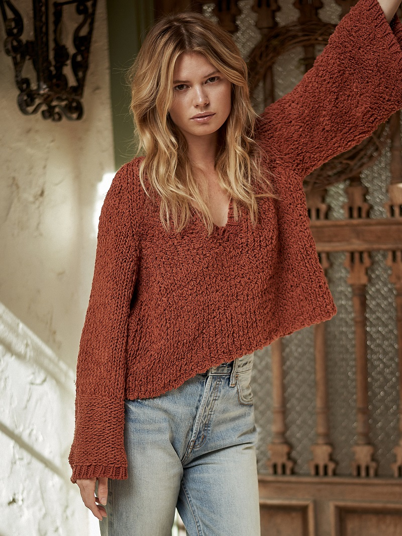 Free People Dune Pullover