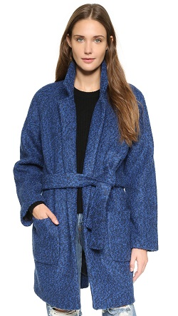 Ganni Washington Street Coat (2)
