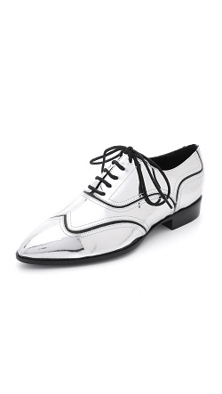 Giuseppe Zanotti Lace Up Oxfords