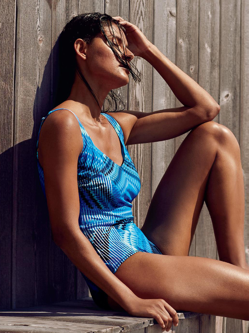 Gottex Swim One-Piece Printed Swimsuit