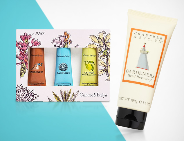 Great Gifts from Crabtree & Evelyn at MYHABIT
