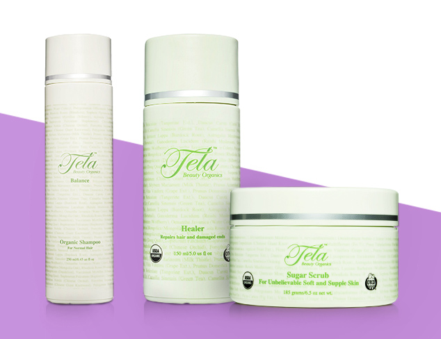 Hair & Body Care by Tela Beauty Organics at MYHABIT