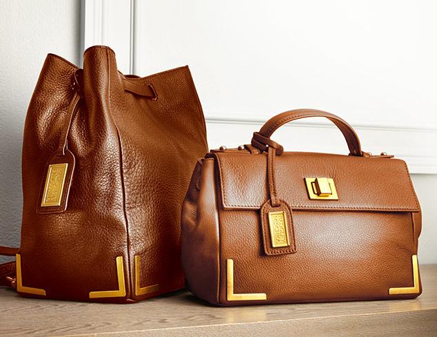 Handbags in Neutral Hues at MYHABIT