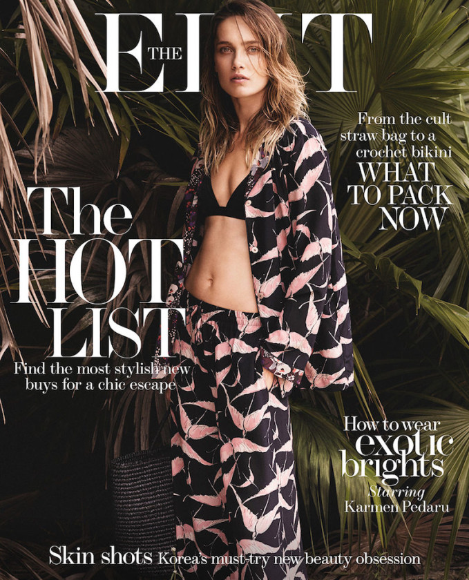 Heat of The Moment Karmen Pedaru for The EDIT_Cover