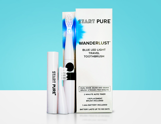 Holiday Smiles Tooth Whitening feat. Start Pure at MYHABIT