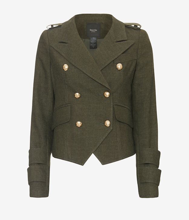 INTREMIX Exclusive Smythe Army Cadet Blazer