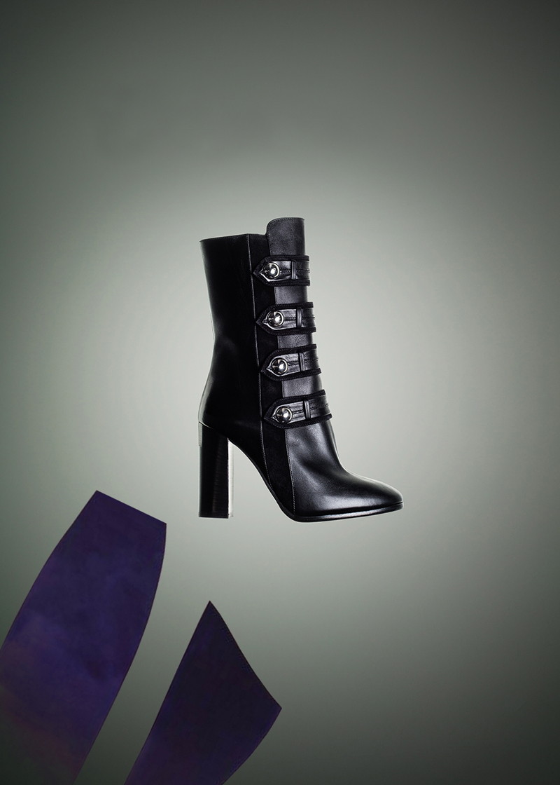Isabel Marant Arnie Brandebourg Leather Boots