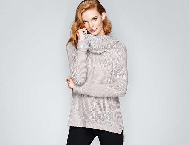 James & Erin Sweaters at MYHABIT