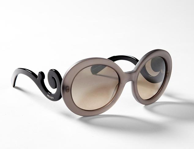 Just In Sunglasses feat. Prada at MYHABIT