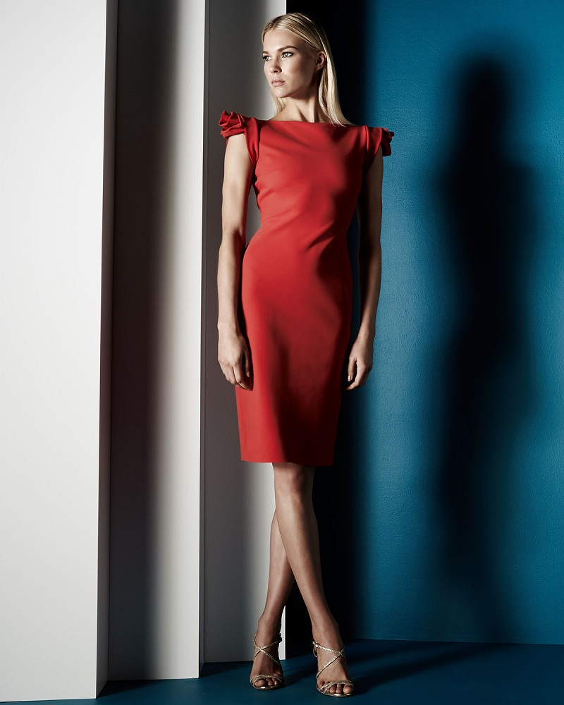 Chiara Boni The Most Popular Dress In America: Detail-Oriented: La Petite Robe Di Chiara Boni Fall 2015