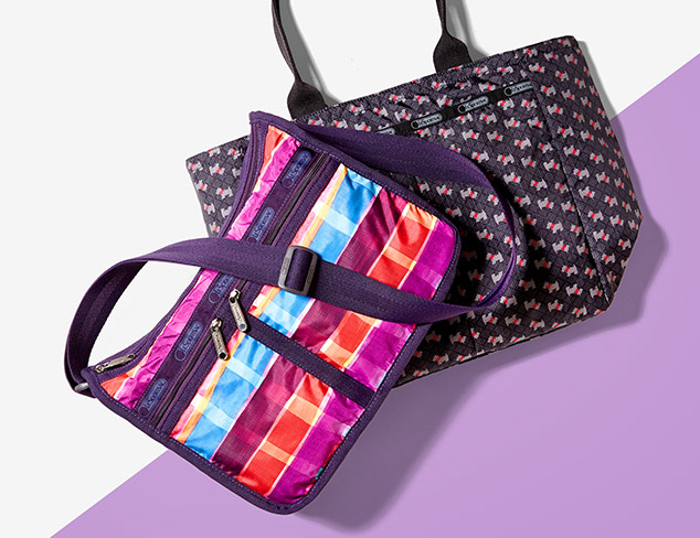 LeSportsac at MYHABIT