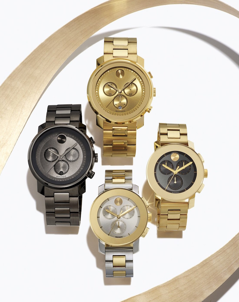 Movado Watches Gift for Holiday