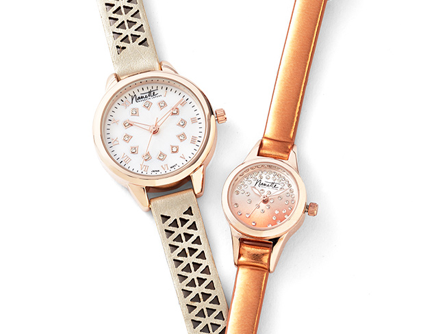 Nanette Lepore Watches at MYHABIT