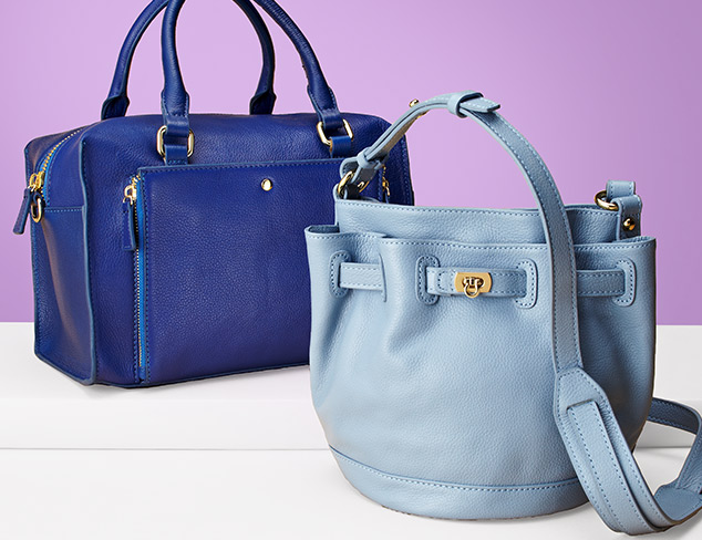 New & Notable Letizia Leather Handbags Under $100 at MYHABIT
