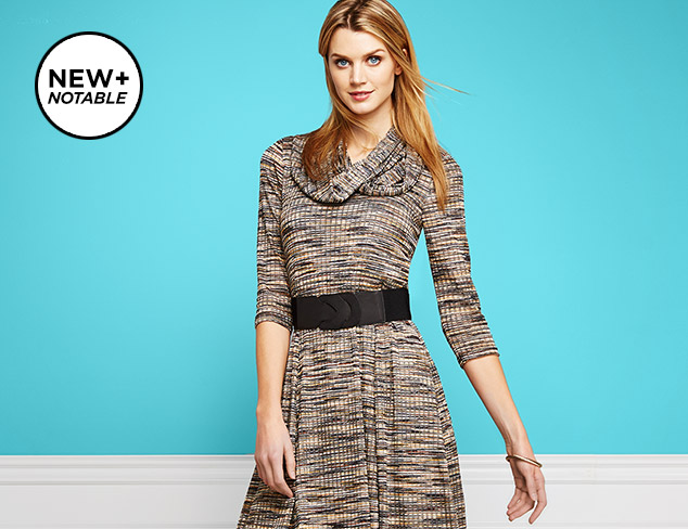 New & Notable Signature Robbie Bee Dresses at MYHABIT