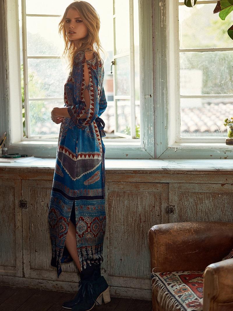 New Romantics x Artisan Indira Dress