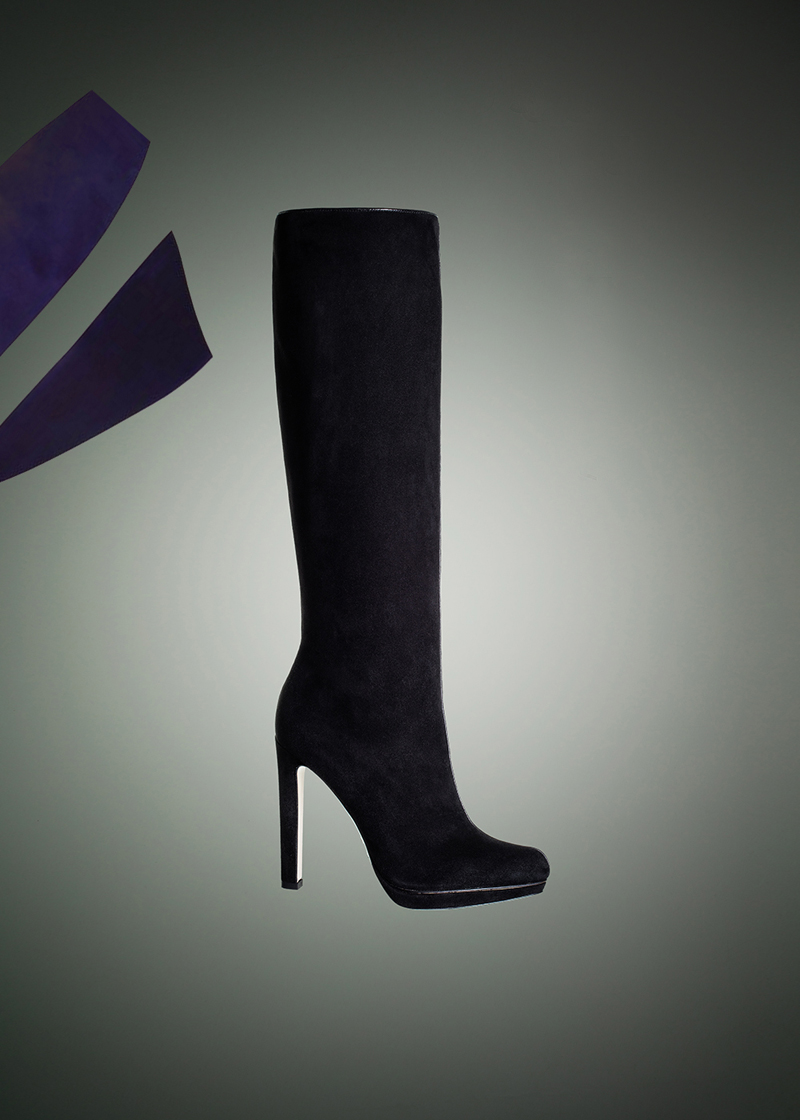 Paul Andrew Greenwitch Suede Boots