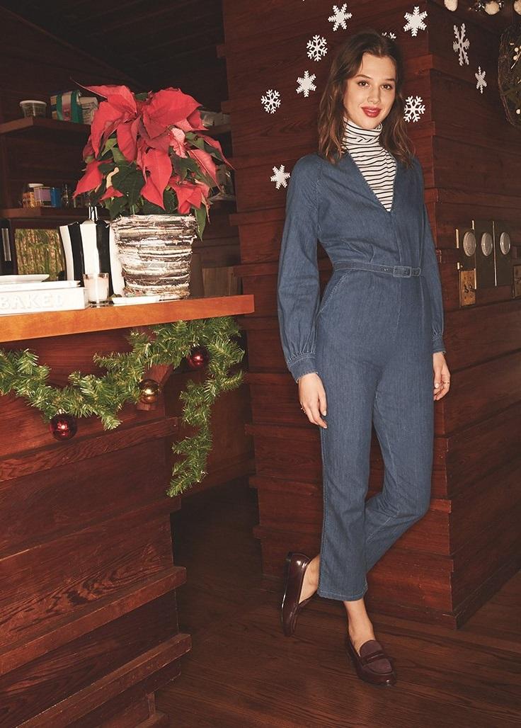 Rachel Comey Slit Jumpsuit