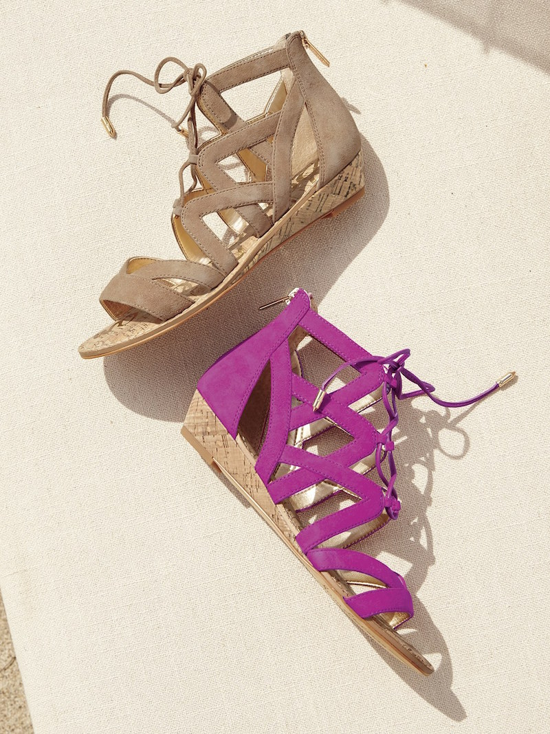 Sam Edelman Dawson Lace-Up Sandal